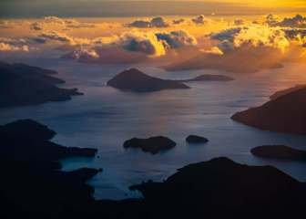 Marlborough Sounds Sunrise #5