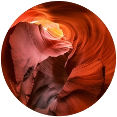 Antelope Canyon Arcing