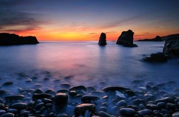 Soberanes Cove Sunset