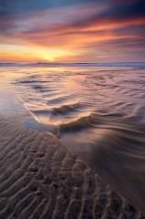 San Gregorio Sunset
