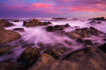 Asilomar Sunrise