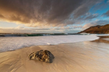 Big Sur's Golden Shores #1
