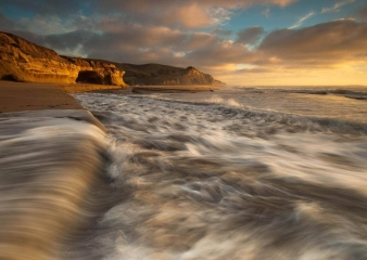 San Gregorio's Golden Shores #2