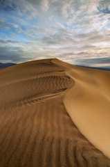 Mesquite Dunes Sunrise #2