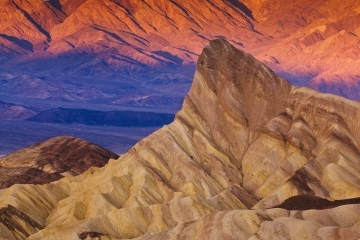Zabriskie Point Glow
