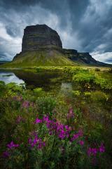 Many Moods of Iceland
