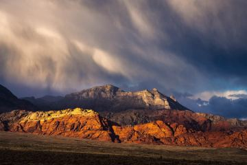 Red Rock Glow