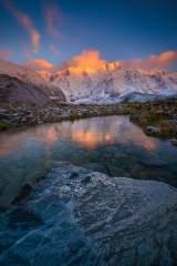 Mount Sefton Sunrise