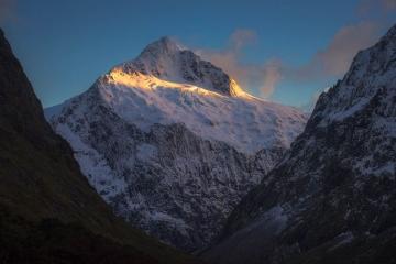 Mount Talbot Rising