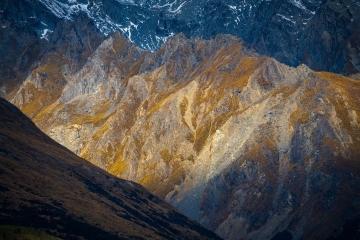 Mountainous Layers