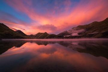 Moke Lake Sunrise