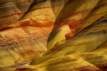Painted Hills Patterns