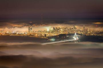 San Francisco Glow