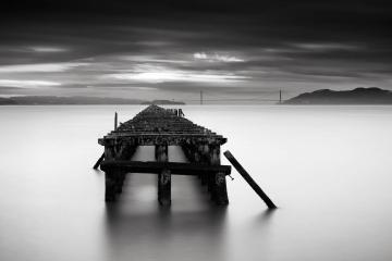 The Old Pier in Berkeley