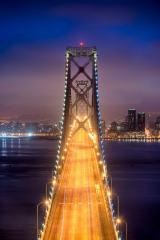 Bay Bridge Dawn