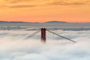 Bridges Above the Clouds