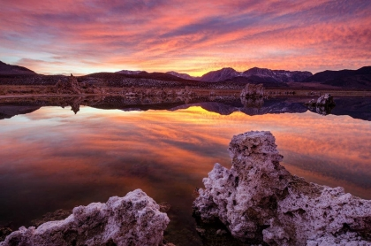 Reflections of Mono Lake
