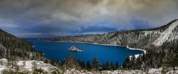 Emerald Bay Panorama