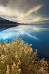 Klondike Lake Sunset #4