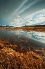 Klondike Lake Sunset #1