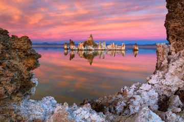 Mono Lake Sunset #3