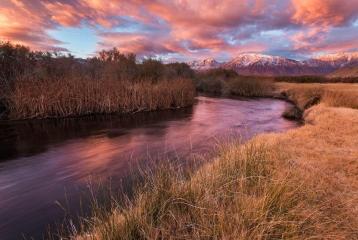 Owen's River Sunrise