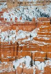 Layers of Bryce Canyon