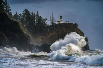 Cape Disappointment's Rage