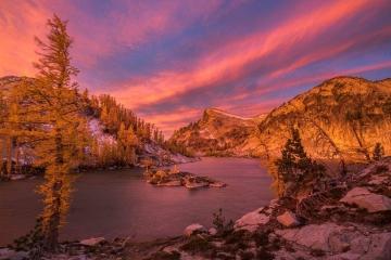 Little Anapurna Sunrise