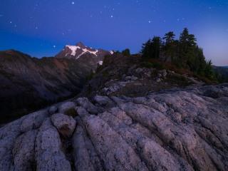 Mount Shuksan Twilight