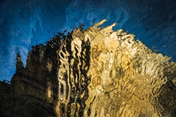 El Capitan River Abstract