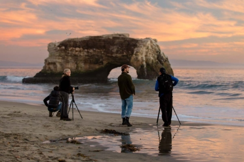 California Coast photography workshop