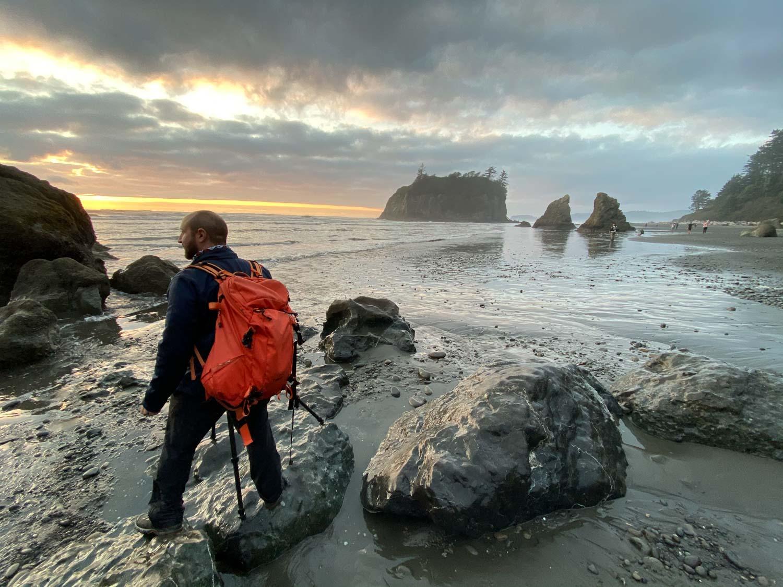 Landscape photography workshop in Washington