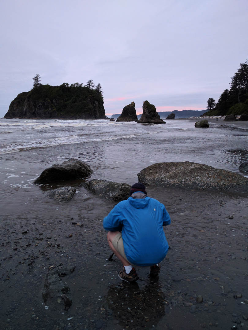 olympic national park photo workshop participants in the field